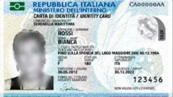 Inps, per l'accesso ai servizi ora si può usare anche la Carta d'identità elettronica