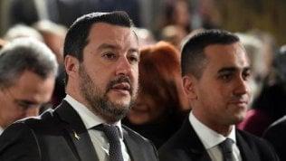 """Salvini attacca Di Maio: """"Non c'è più la fiducia"""". Il leader M5s convoca i suoi: """"Colpiti alle spalle dalla Lega"""""""