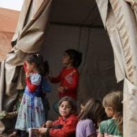 Siria, 49.000 bambini nel campo di Al-Hol hanno bisogno di aiuto e protezione