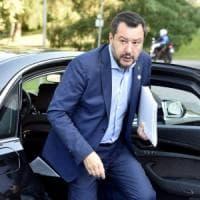 Migranti, Salvini si scontra con Francia-Germania su primo porto sicuro per l'approdo