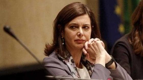 Sicurezza bis, bagarre in commissione alla Camera: Leu e Pd lasciano i lavori dopo scontro Boldrini-Sibilia