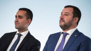 """Salvini attacca il M5s: """"Hanno tradito il voto degli italiani"""". Di Maio: """"Sono stufo, se vuole far cadere governo lo dica"""""""