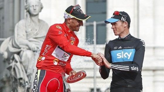 Ciclismo: confermata squalifica Cobo, Vuelta 2011 assegnata a Froome