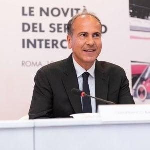 Fs, Battisti: Miglioreremo l'utile di 50 milioni