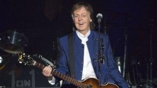 Paul McCartney a Broadway con il musical 'La vita è meravigliosa'