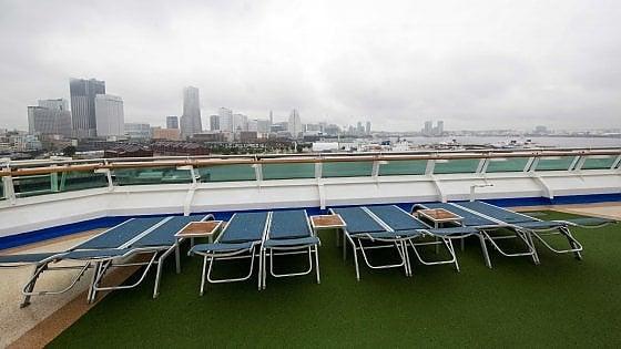 Mancano alberghi per Tokyo 2020: Giappone noleggia navi come hotel galleggianti