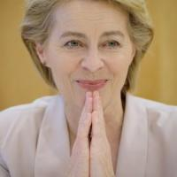 "Von der Leyen: ""Russia violates international laws. Yes to sanctions but also to dialogue"""