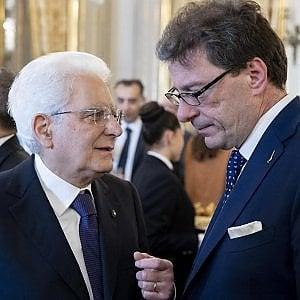 Giorgetti: rinuncio a fare il commissario europeo