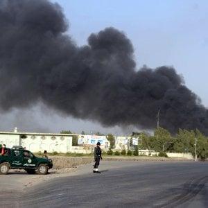 Kabul, esplosione all'università: almeno sei morti e 27 feriti