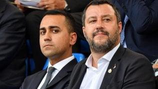 """Di Maio frena: """"Escludo la crisi, meglio se oggi ci vediamo con Salvini"""". Il leghista: """"Il problema sono ministri Toninelli e Trenta"""""""