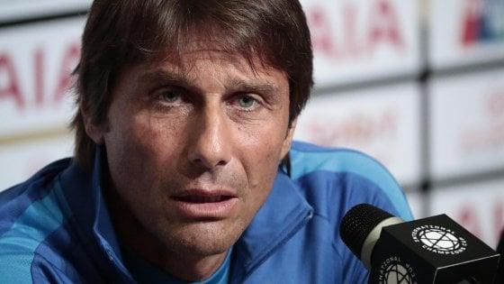 """Inter, Conte: """"Siamo in ritardo sul mercato, è difficile giocare senza punte"""""""