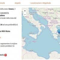Terremoto in Grecia, paura ad Atene: scossa 5,3