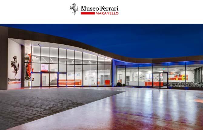 Universo Ferrari, apertura eccezionale dei musei