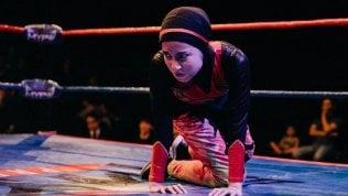 Malesia, è il momento di Nor Diana: la prima wrestler col veloa cura di FRANCESCO MILO CORDESCHI