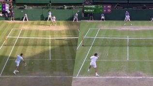 Match point a confronto: per Federer la differenza è nel finale