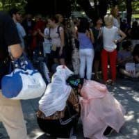 Terremoto in Grecia, paura ad Atene: scossa 5,1. Gente in strada, nessun danno a...