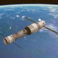 Precipitata sul Pacifico la stazione spaziale cinese Tiangong-2