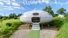 In vacanza sulla Luna? Airbnb: Sulla Terra si può, ecco le case spaziali