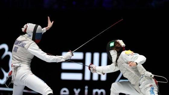 Scherma, Mondiali: Santarelli, Errigo e Di Francisca si fermano al bronzo