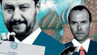 Moscopoli, sull'Espresso carte inedite delle trattative Lega-russi