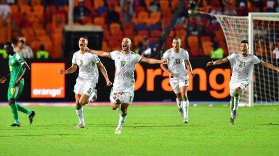 Coppa d'Africa, trionfo dell'Algeria: Senegal battuto in finale