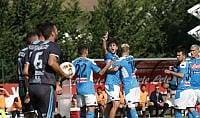 5-0 alla Feralpi. ''Saremo perfetti per il campionato''