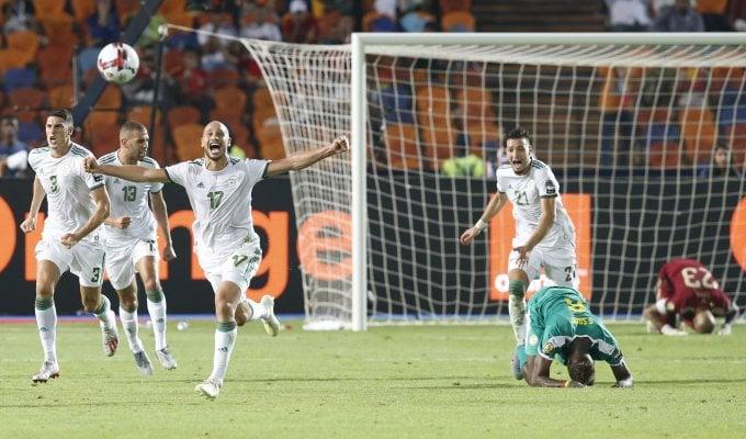 Trionfo dell'Algeria, Senegal battuto in finale