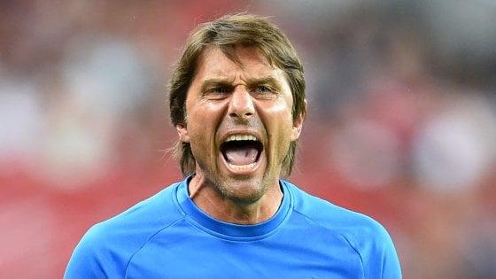 Inter ko con il Manchester United, decide Greenwood. Conte: ''Base importante ma tanto da fare''