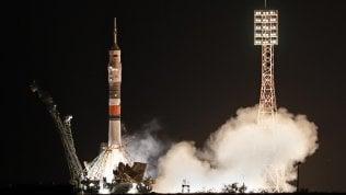 L'astronauta Luca Parmitano ritorna nello spazio video