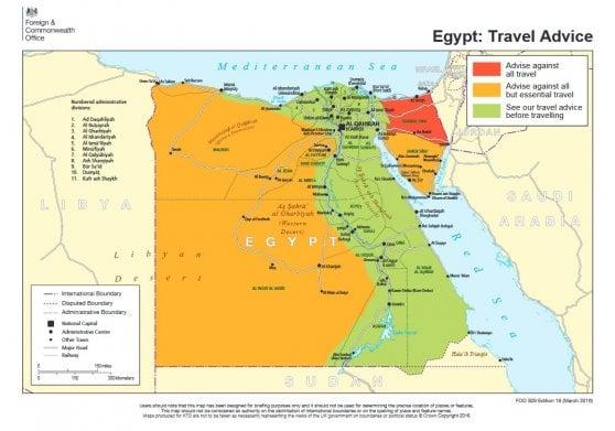 Allerta terrorismo, British Airways e Lufthansa sospendono i voli per il Cairo