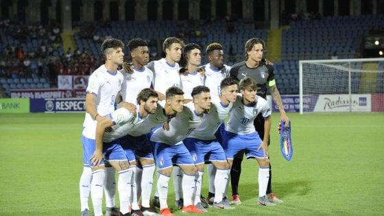Europei Under 19, niente da fare per l'Italia: la Spagna vince 2-1, azzurrini eliminati
