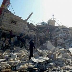 Siria, otto impianti idrici attaccati a Idlib: l'impatto sull'accesso all'acqua per quasi 250.000 persone