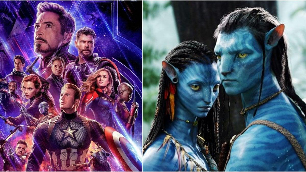 """'Avengers: Endgame' batte 'Avatar': """"È il più grande film della storia"""""""
