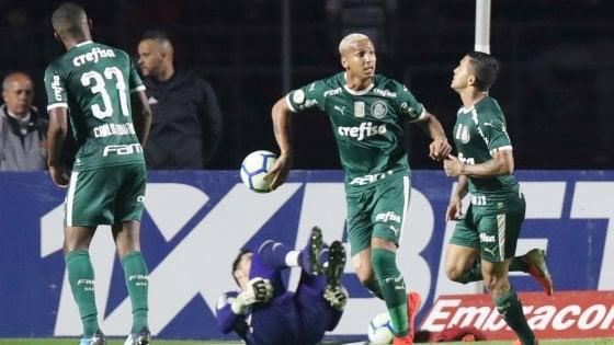 Brasile, paura per il Palmeiras: l'aereo ha rischiato di precipitare