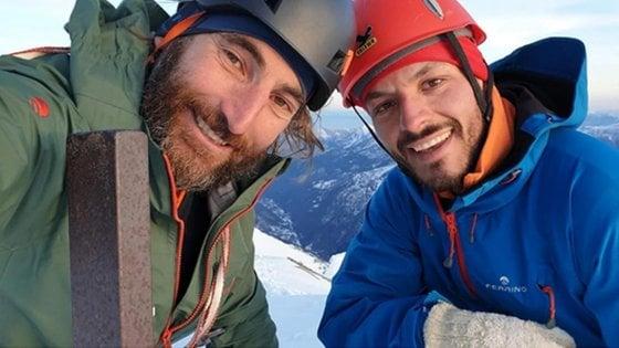 Pakistan, salvato Francesco Cassardo, l'alpinista italiano caduto scendendo con gli sci dal Gasherbrum