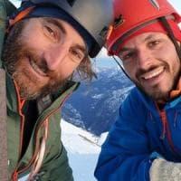 Pakistan, salvato Francesco Cassardo, l'alpinista italiano caduto scendendo con gli sci...