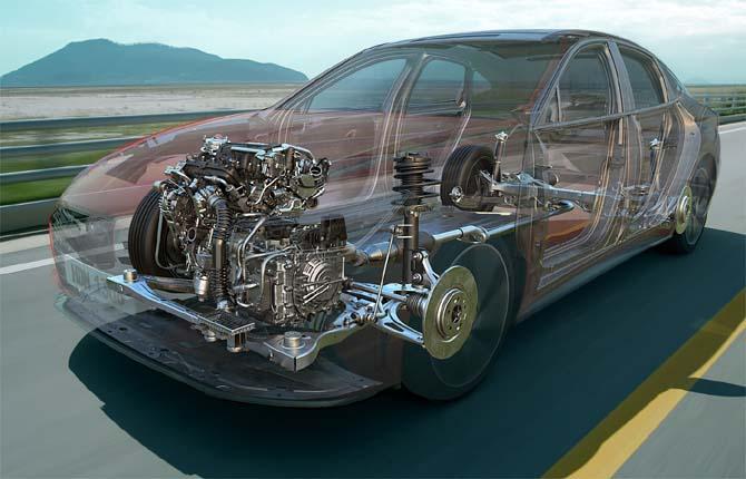 Hyundai, quante idee per i motori del futuro