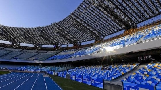 Napoli, tornano gli abbonamenti: l'obiettivo è riempire il San Paolo