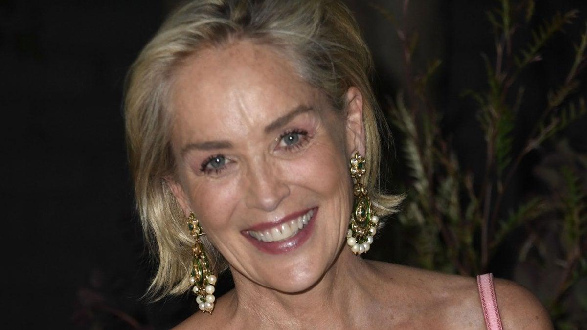 """Sharon Stone: """"Quando ho avuto l'ictus sono stata dimenticata come Lady D"""""""