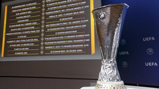 Torino Fc Calendario.Europa League Se Passa Turno Torino Contro Vincente