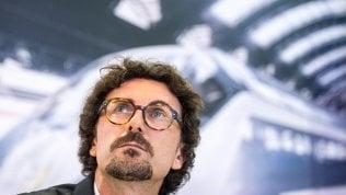 Toninelli licenzia con una mail Coppola, l'unico esperto che non era No Tav