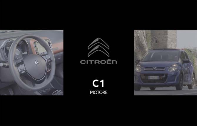 Citroën C1, pensare in grande con la più piccola