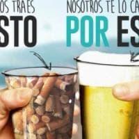 Birra, caffè e persino marijuana per chi raccoglie plastica e mozziconi