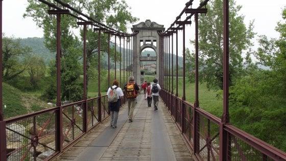 Emilia-Romagna, a piedi lungo le Vie del Passato, fra emozioni e natura