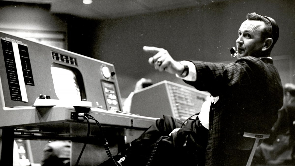 Luna: morto leggendario direttore volo Nasa Kraft. Aveva 95 anni