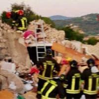 Esplode palazzina nell'Isola d'Elba: due dispersi