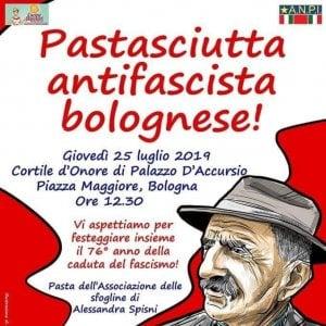 Anpi, ecco le 90 pastasciutte antifasciste organizzate in tutta Italia per ricordare il 25 luglio del '43