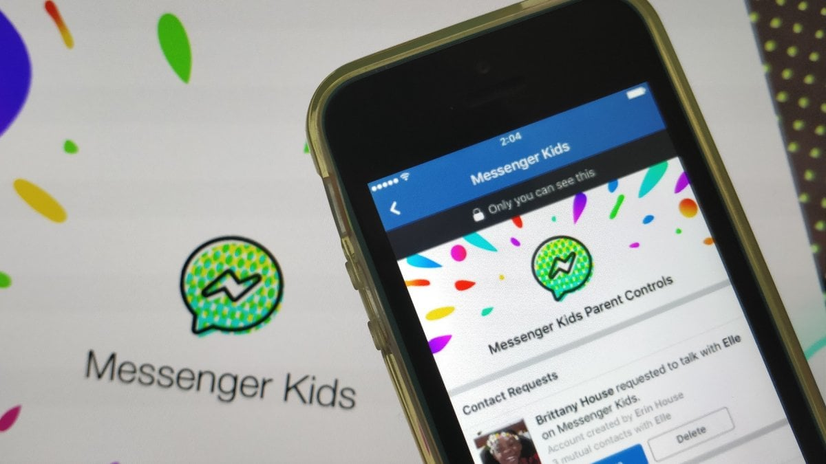 Messenger Kids, una falla nella chat per bambini apre le porte ai gruppi con sconosciuti