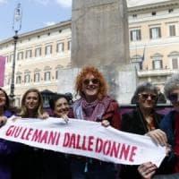 Rinviato a settembre il ddl Pillon,  donne in piazza in tutta Italia