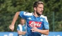 Mertens: 'Sarri, più bello vincere a Napoli o Torino?'